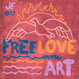 Free Love - More Art