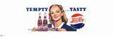Vintage Pepsi: Tempty… Tasty