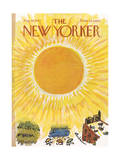 The New Yorker Cover - August 28  1965
