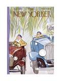 The New Yorker Cover - September 17  1932