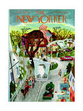 The New Yorker Cover - November 2  1946