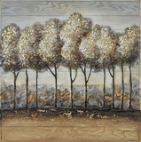 Brilliant Country Trees