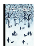 The New Yorker Cover - February 9  2015