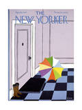The New Yorker Cover - April 8  1972