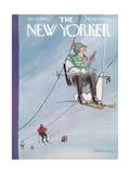 The New Yorker Cover - January 30  1960