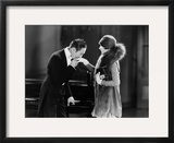 Silent Film Still: Couples