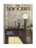The New Yorker Cover - March 21  1964