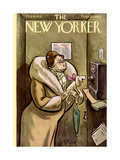 The New Yorker Cover - October 15  1932