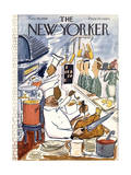 The New Yorker Cover - November 25  1950