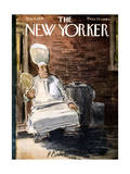 The New Yorker Cover - August 8  1959