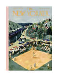 The New Yorker Cover - June 29  1946
