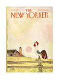 The New Yorker Cover - May 8  1965