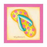 Pink Flip Flop IV