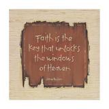 Faith Is the Key