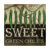 Sweet Green Chilies