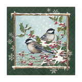 Winter Chickadees