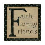 Faith Family Friends