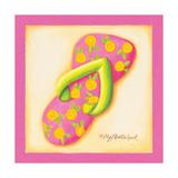 Pink Flip Flop III