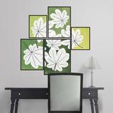 Martha Stewart Living Pressed Leaf Tiles