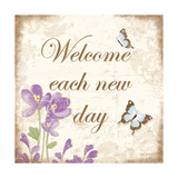 Welcome Each New Day