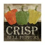 Crisp Bell Peppers