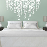 Martha Stewart Living Hanging Wisteria White Transfer