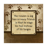 Dog Wags Tail