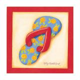 Red Flip Flop IV