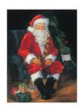 Santa Is In