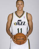 Utah Jazz Draft Picks Portrait Shoot
