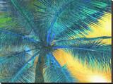 Palm Tree Sunset II