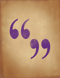 Quote Marks