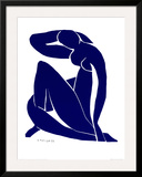 Blue Nude II