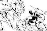 Ultimate Spider-Man Style Guide: Spyder-Knight  Sandman