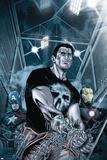 Punisher: War Zone No 5: Punisher  Captain America  Iron Man