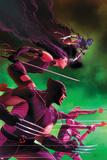 Uncanny X-Force No 25: Wolverine  Psylocke  Deadpool  Nightcrawler  Fantomax