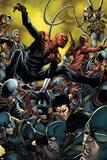 Superior Spider-Man Team-Up No 10: Punisher  Spider-Man  Daredevil