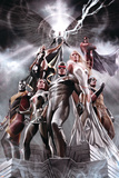 X-Men No 1: Cyclops  Rogue  Frost  Emma  Colossus  Wolverine  Storm  Magneto  Archangel