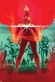 Captain Marvel No 4: Captain Marvel  Jackie  Tic  Bee  Gil