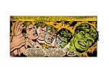 Marvel Comics Retro Style Guide: Hulk  Banner  Bruce