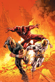 New Avengers No 30: Iron Fist  Daredevil  Cage  Luke