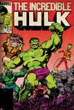 Marvel Comics Retro Style Guide: Hulk  Modok  Abomination  Leader