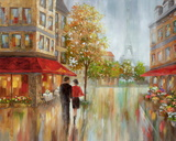 Romantic Promenade II