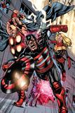 Dark Avengers No 190: US Agent  Moonstone  Trickshot  Toxic Doxie  Ragnarok