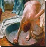 Edgar Degas: The Tub  1886