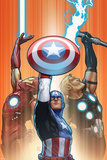 Ultimate Comics Ultimates No 181: Captain America  Thor  Iron Man