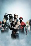 Dark X-Men: The Beginning No 1: Namor  Wolverine  Frost  Emma