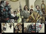X-Men Origins: Gambit No 1: Mr Sinister  Scalphunter  Vertigo  Sabretooth  Arclight  Gambit