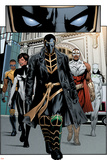 Mighty Avengers No 4: Ronin  Falcon  White Tiger  Power Man  Spectrum