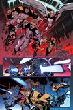 All-New X-Men No 22: Pryde  Kitty  Grey  Jean  Archangel  Cyclops  Beast  X-23  ShiAr